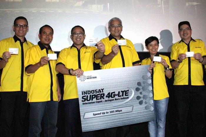 Nikmati Indosat Super 4G LTE, Layanan Data Kecepatan Tinggi