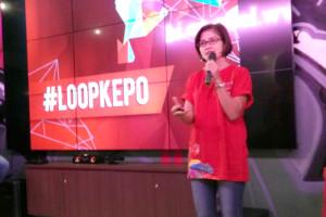 Adita Irawati Telkomsel Loop Kepo 3
