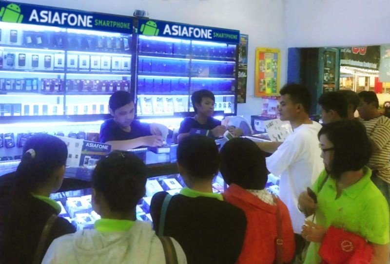 Penjualan Asiafone Tembus 300 Persen berkat Jual Smartphone Rp 399 Ribu