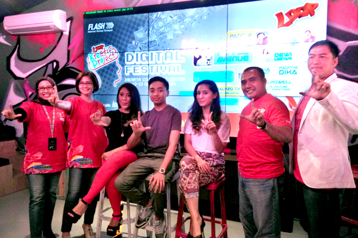 Membawa Anak Muda Indonesia ke Dunia Digital Creative