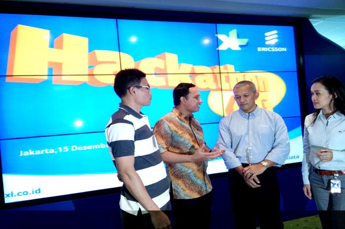 Kembangkan Ekosistem 4G-LTE, XL adakan Workshop Untuk Pengembang Lokal
