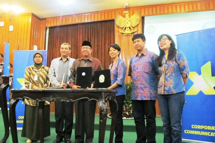Photo of Tawarkan Solusi Masalah Perkotaan, XL Kerjasama denganPemkot Yogyakarta