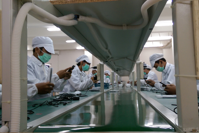 Asiafone Siapkan Pabrik Untuk Memproduksi Henpon di Indonesia