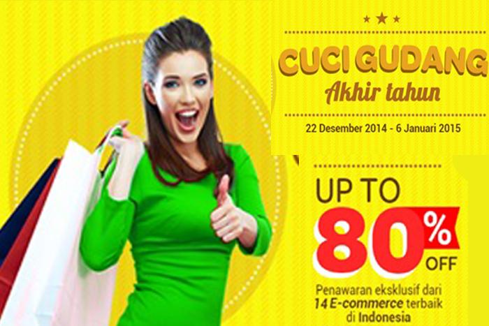 Indosat BIG SALE! Cuci Gudang Akhir Tahun di 14 E-Commerce