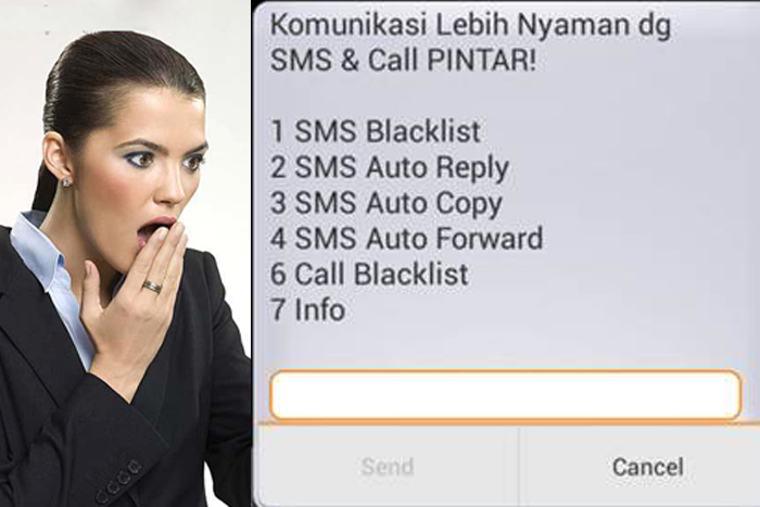 Menolak SMS berbagai penawaran tak diinginkan, Indosat Hadirkan SMS Pintar