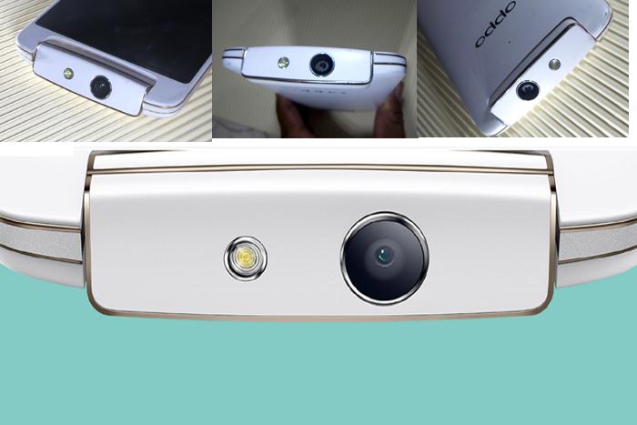 OPPO N1 mini, Kamera Putar Motret Makin Pintar