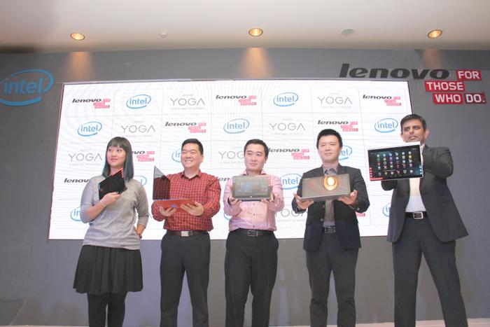 3 Produk Lenovo YOGA untuk Gaya Hidup, Bekerja dan Hiburan