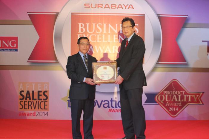 Datascrip Service Center Raih After Sales Service Award 2014