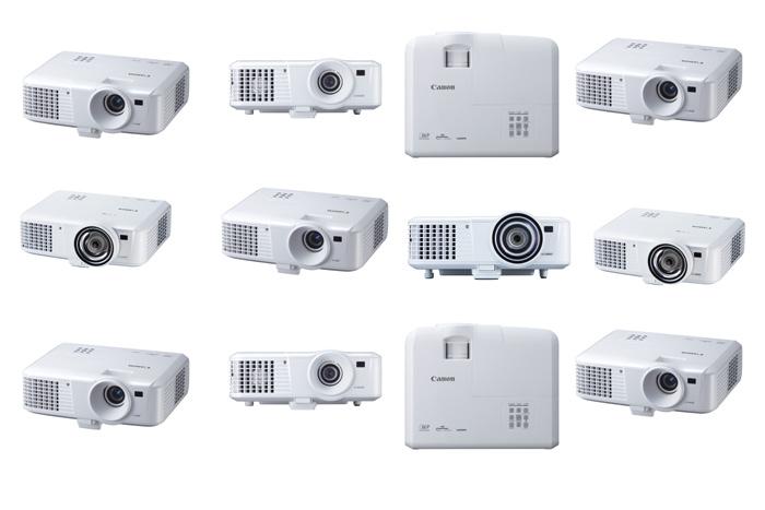 Series Terbaru Canon LV Keandalan Dalam Kesederhanaan