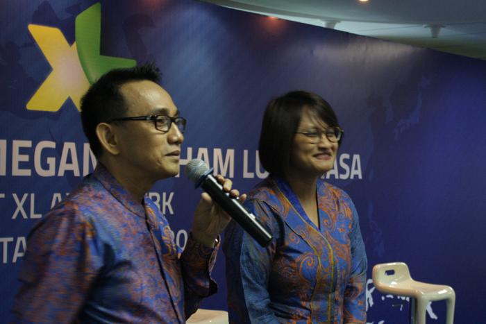 RUPS Luar Biasa PT XL Axiata Mengangkat Dian Siswarini Sebagai Wk. Presiden Direktur
