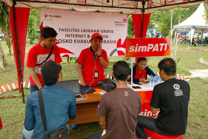 Telkomsel Sediakan COMBAT Dukung Proses Evakuasi Air Asia QZ8501