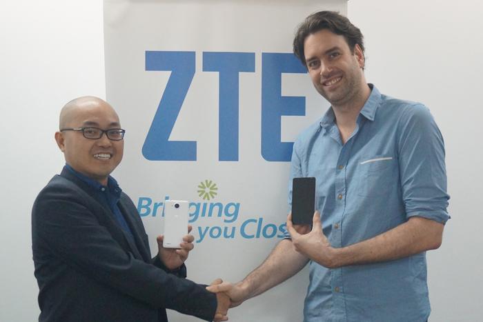 Memperkuat Posisi Pasar Smartphone Indonesia ZTE Kerjasama dengan Lazada
