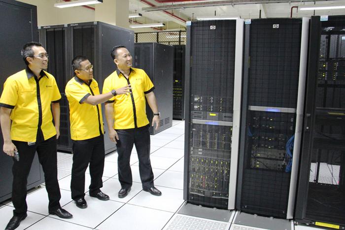 Fasilitas Baru Data Center Indosat Telah Berstandarisasi Tier 3