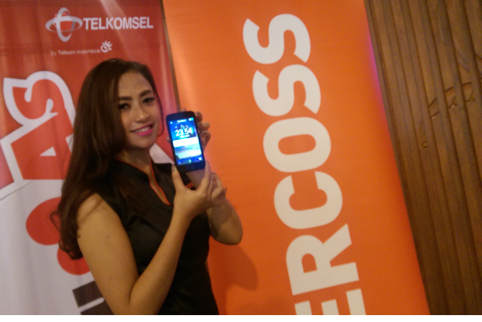 Evercoss Android one X 1