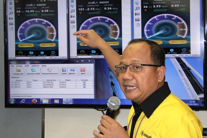 Menikmati Kualitas Data & Voice Indosat di sepanjang Jalur Kereta Jabodetabek