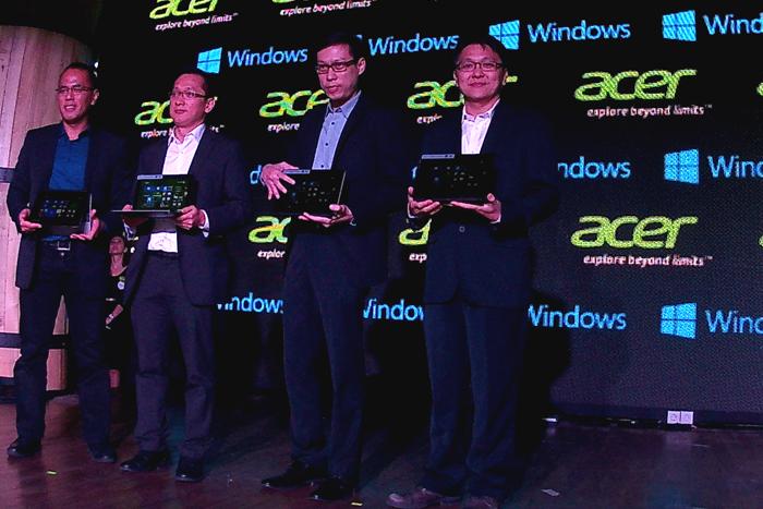 Notebook Multi Hybrid Acer One 10, Fleksibel Tanpa Batas