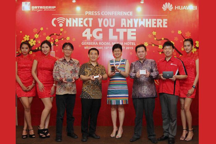 Modem 4G LTE & 3G Terbaru dari HUAWEI, Internetan Makin Cepat, Di Mana Saja Kapan Saja