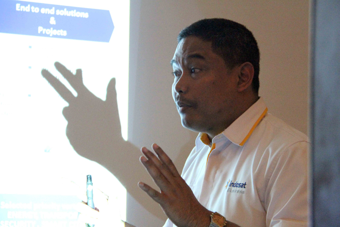 Indosat Memberikan Solusi End to End untuk Bisnis & Smart City