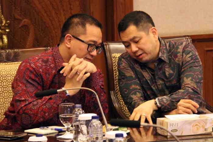 Indosat dan MNC Investama melakukan sinergi