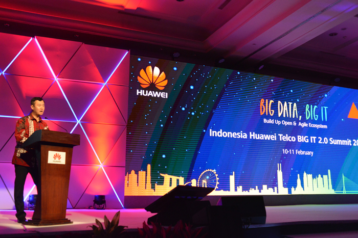 Huawei Selenggarakan Telco BIG IT 2.0 Summit & inTouch Cooperation Summit 2015