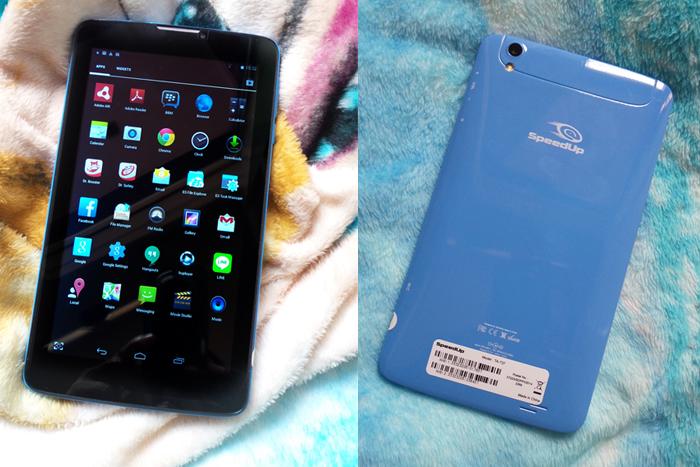 SpeedUp Pad POP, Tablet Warna Warni Kinerjanya Cukup Mumpuni