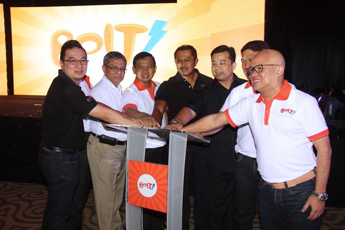BOLT! Super 4G LTE Hadir di Kota Medan, Bung !!!