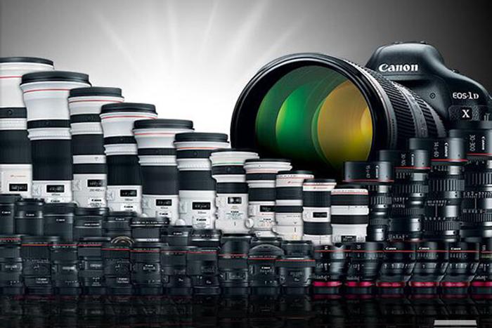 Canon Rajai Pasar Kamera DSLR Dunia  Selama 12 Tahun Berturut-turut