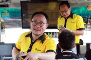 Drive test Indosat 3 ok