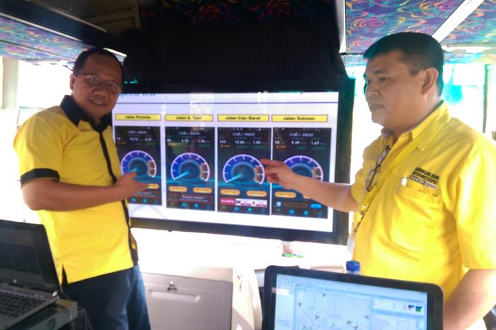 Indosat Hadirkan Jaringan Baru 42 Mbps dan Fitur Voice HD Di Medan