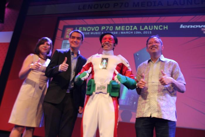 Lenovo P70 hadir dengan Kapasitas Baterai Sangat Besar