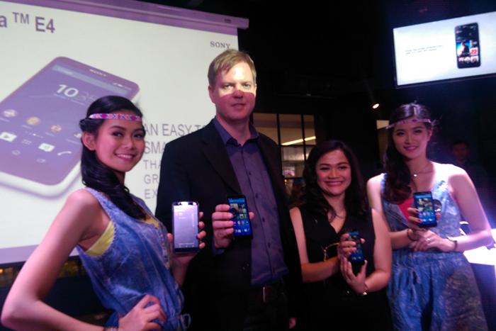 Sony Xperia™ E4 Menghadirkan hiburan & keseruan tak terbatas