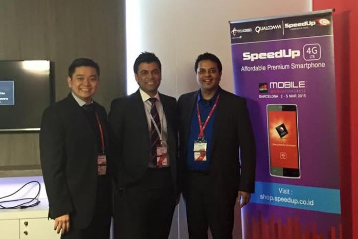 SpeedUp Technology Hadirkan Premium 4G LTE Smartphone dengan harga terjangkau