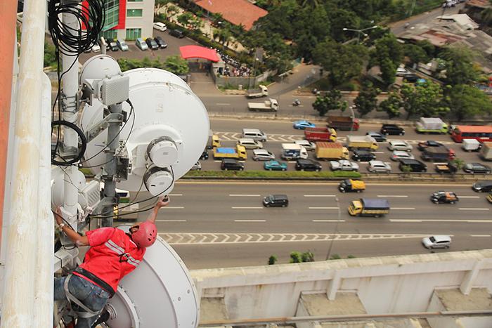 Telpersiapan jaringan LTE 4G 2