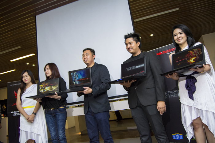 XENOM Rilis Notebook dengan Prosesor PC Desktop Intel Pertama di Indonesia