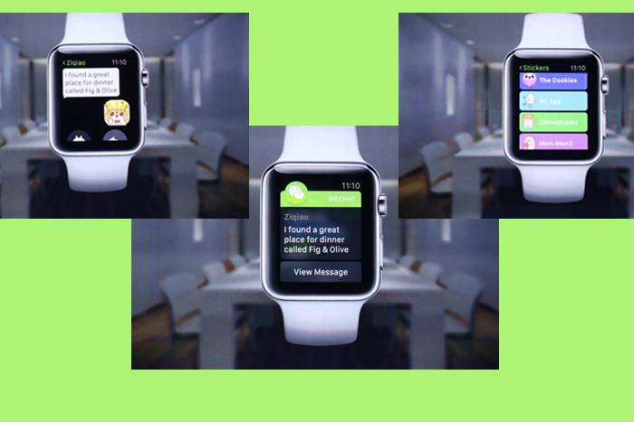 Photo of WeChat Sudah Terintegrasi ke Apple Watch