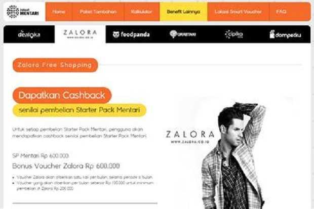 Berikan Pengalaman Baru Berbelanja Fashion Online Indosat Kerjasama Dengan Zalora