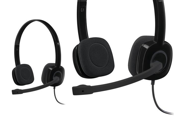 Photo of Logitech Stereo Headset H151, Mudah Digunakan untuk Komunikasi yang Jelas dan Jernih