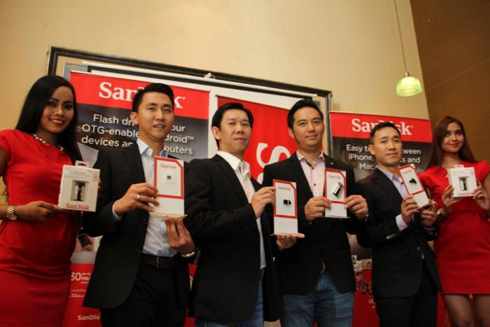 SanDisk Memperkenalkan iXpand™ Flash Drive Baru untuk iPhone dan iPad