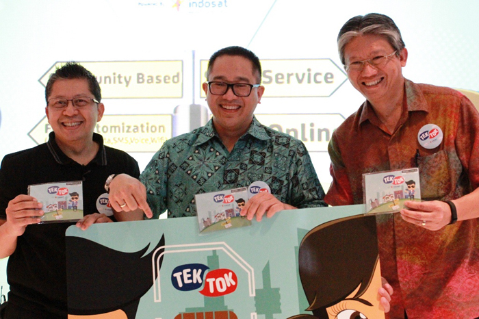 INDOSAT hadirkan TEKTOK MOBILE Layanan Telekomunikasi yang Disesuaikan Dengan Kebutuhan Pelanggan