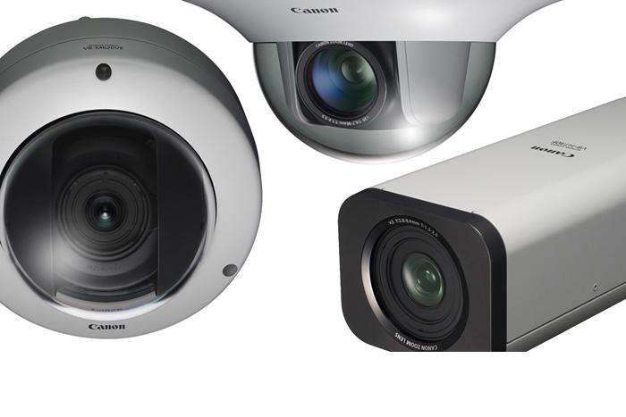 Canon Luncurkan Delapan Seri Kamera Jaringan Terbaru