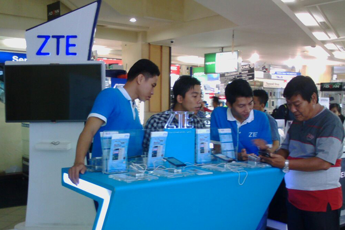 ZTE Membuka UES (User Experience Spot) Untuk Mendekatkan Produknya Kepada Konsumen