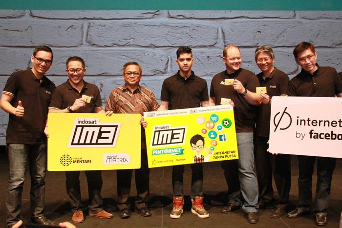 Photo of Indosat dan Facebook Luncurkan Internet Tanpa Pulsa Untuk Semua
