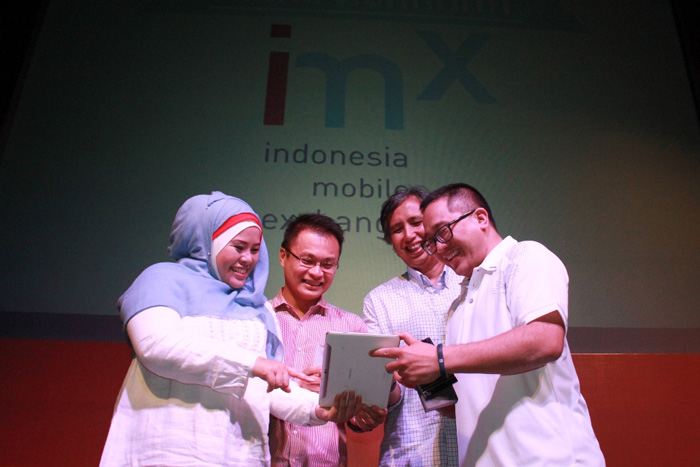 INDONESIA MOBILE EXCHANGE Platform Teknologi Digital untuk Mobile Advertising