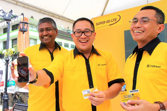 Indosat Super 4G LTE Kini Hadir di Bali, Yogyakarta, dan Bandung