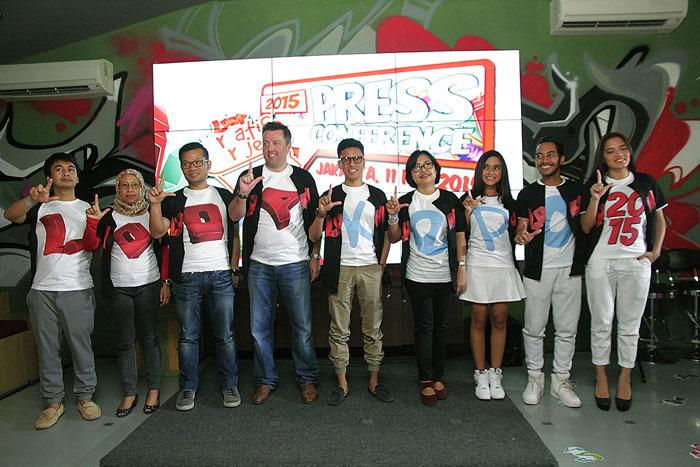 LOOP KePo 2015 Terus Mendorong Anak Muda Indonesia Jadi Kreator Digital