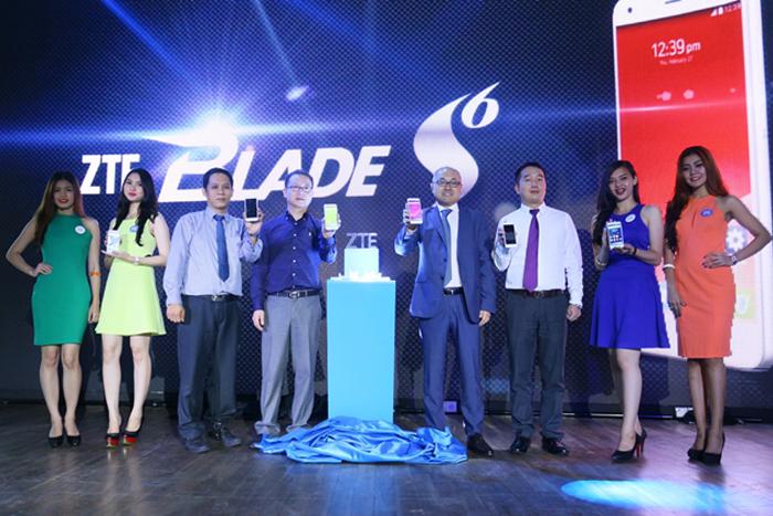 ZTE Blade S6 Hadir di Indonesia dengan Octa-Core 64-bit & Android Lollipop