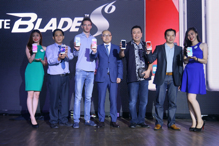 Loncing ZTE Blade S6