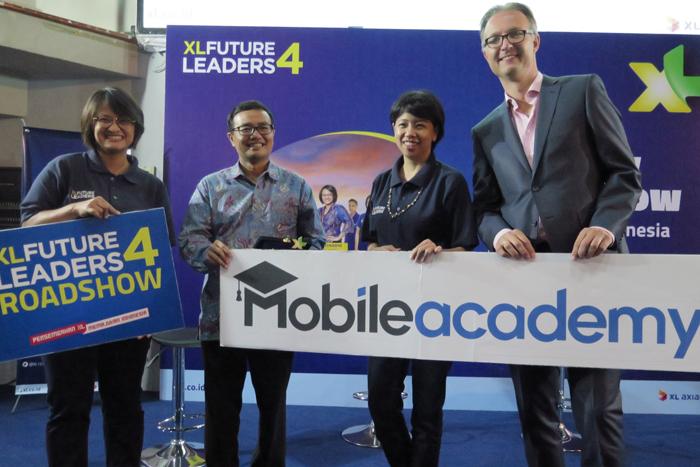 Masuki Era Digital, XL Luncurkan Portal Modul Belajar