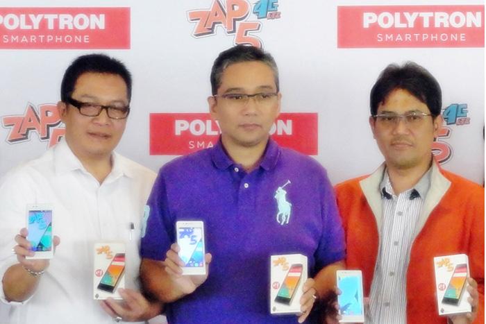Polytron Grap Pasar Surabaya dengan 10000 Unit Zap Seminggu
