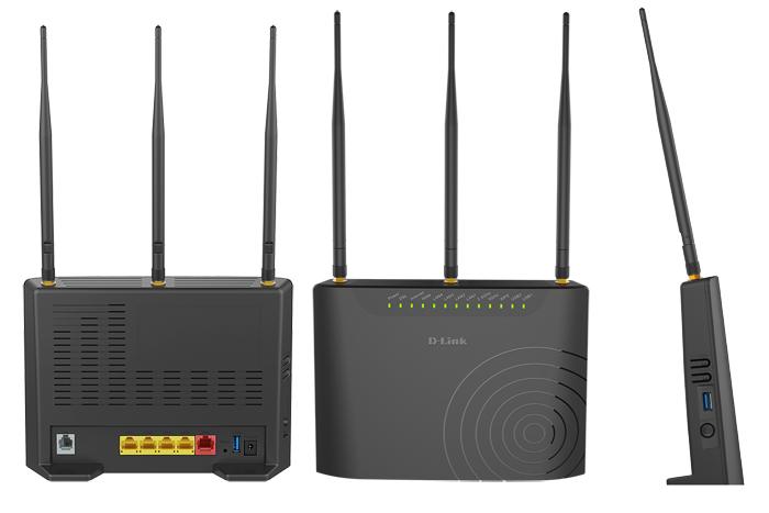 Tetap Terhubung di Rumah dengan D-Link Dual Band Wireless Router AC750